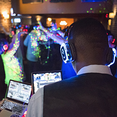 Phonic Goes Clubbing: silent disco @ The Arcade, Saturday 18 May