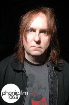 Dale Crover of the Melvins.
