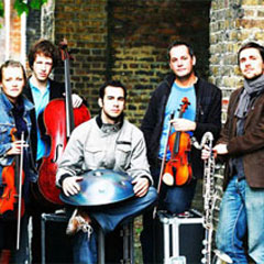 Contemporary classical music meets folk and jazz