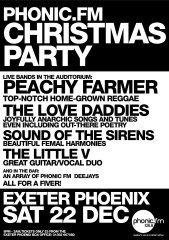 Phonic FM: THE Christmas Party 2012