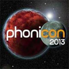 Phonicon '13