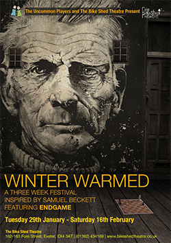 Winter Warmed – Three weeks of events celebrating the works of Samuel Beckett