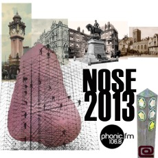 The NOSE Show on Phonic FM, 23 and 24 March 2013