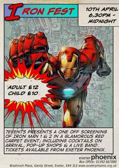 Iron Man Film-Fest