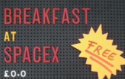 spacex breakfast club