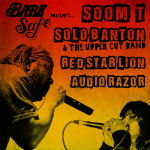 SOOM T and SOLO BANTON at Exeter Phoenix 24th May