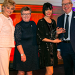 Phonic FM's Gina Awad recognised at national Dementia Friendly Awards