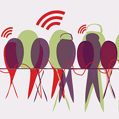 Occupy the Airwaves on International Women's Day, 8 March