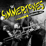 The Simmertones + The Embezzlers live, 27 January 2018