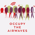 Occupy the Airwaves – International Women's Day, 8 March