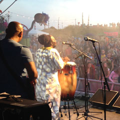 African Head Charge + Dubclass live, Friday 4 May
