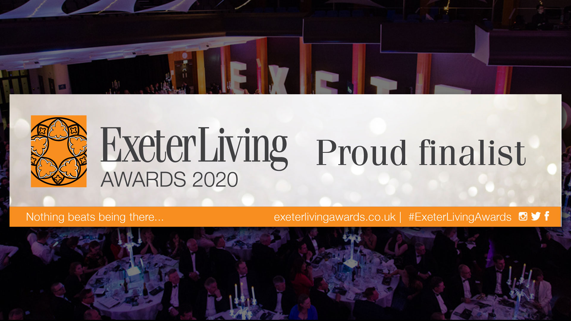 Exeter Living Awards Finalists Again!